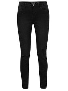 Čierne rifľové nohavice Noisy May Lucy