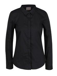 Černá košile VERO MODA Lady