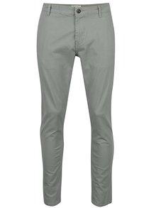 Světle šedé chino kalhoty ONLY & SONS Tarp