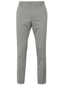 Pantaloni gri deschis Selected Homme Done-Summerpeak