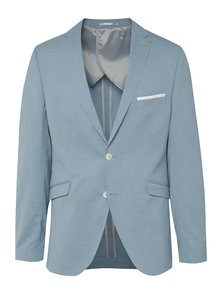 Sacou albastru deschis Selected Homme Done-Summer