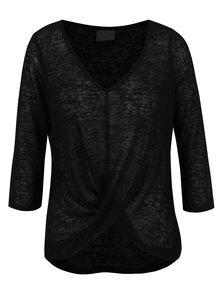 Bluză neagră Vero Moda Sunshine