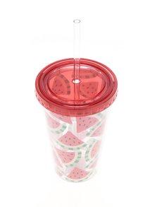 Plastový hrnek s motivem melounů Sass & Belle