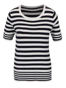 Bílo-modré pruhované tričko ONLY Mila