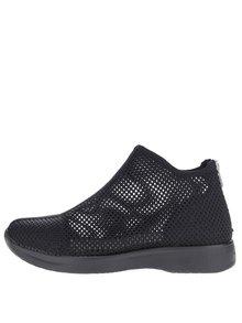 Pantofi sport negri Vagabond Cintia cu perforatii