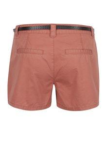 Pantaloni scurți roșu cărămiziu VERO MODA Boni