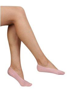 Șosete roz pentru balerini Penti Dots Suba pentru fete