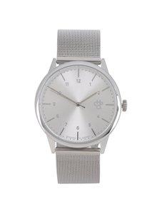 Unisex hodinky ve stříbrné barvě CHPO Rawiya