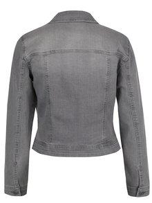 Jachetă gri ONLY Westa din denim