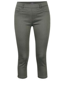 Jeggings kaki capri Dorothy Perkins