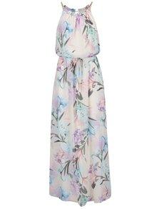 Rochie maxi crem Dorothy Perkins cu imprimeu floral