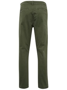 Kaki chino nohavice ONLY & SONS Sharp