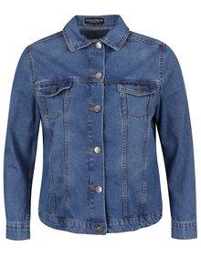 Jachetă albastră Dorothy Perkins Curve din denim