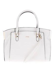 Krémová kabelka do ruky LYDC