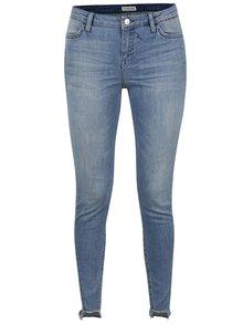 Modré džíny s roztřepenými lemy Rich & Royal