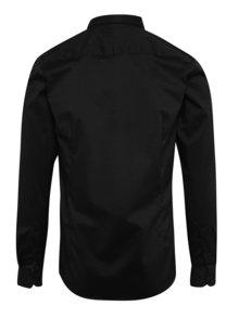 Čierna extra slim fit košeľa ONLY & SONS Alejandro