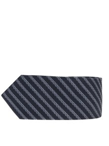 Cravată bleumarin Selected Homme Nolan din mătase