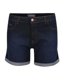Pantaloni scurți albastru închis Dorothy Perkins din denim