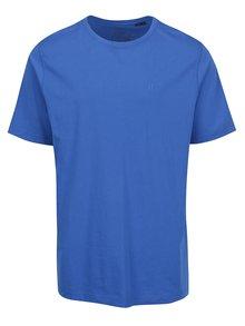 Tricou albastru JP 1880 din bumbac cu logo