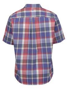 Modro-červená kostkovaná košile JP 1880