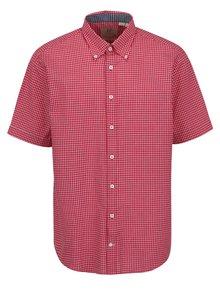 Červená kostkovaná košile JP 1880