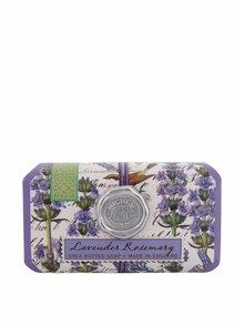 Hydratačné mydlo s vôňou levandule a rozmarínu Michel Design Works