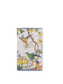 Padesát zápalek v krabičce s motivem ptáků Michel Design Works