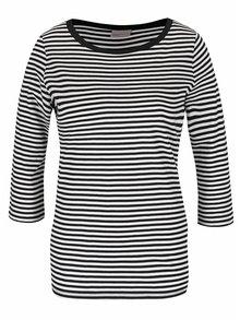 Bluză în dungi alb negru VERO MODA Marley