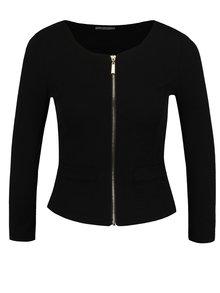 Čierne sako so zipsom Haily's Sara