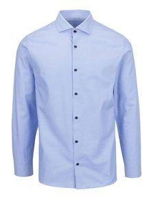 Světle modrá formální slim fit košile s dlouhým rukávem Jack & Jones Tim
