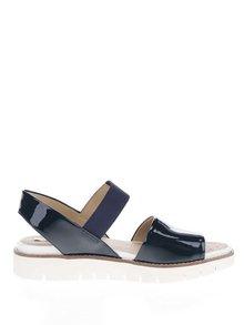 Sandale bleumarin din piele  Geox Darline
