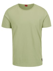 Tricou verde deschis s.Oliver din bumbac