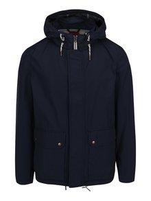 Jachetă albastră s.Oliver cu glugă detașabilă