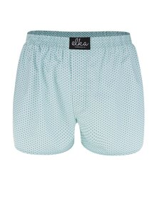 Boxeri verde mentă El.Ka Underwear