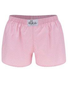 Boxeri roz  El.Ka Underwear de damă