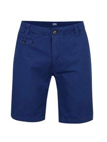 Modré pánské chino kraťasy Pepe Jeans Scott
