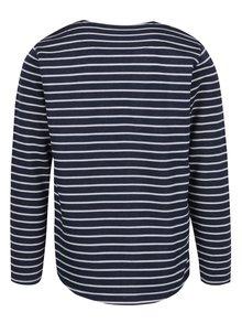 Bluză albastru închis ONLY & SONS Pally cu model în dungi