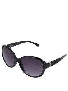 Čierne dámske slnečné okuliare Gionni