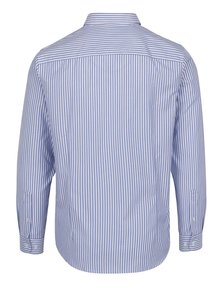 Svetlomodrá formálna košeľa s pruhmi Selected Homme Done