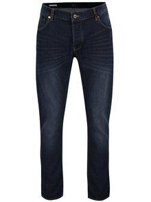 Tmavě modré slim fit džíny !Solid Joy