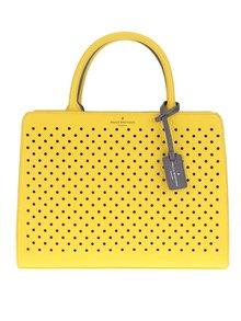 Geantă galbenă Paul's Boutique Marbel