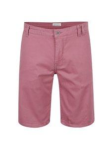 Pantaloni scurți chino roz Shine Original