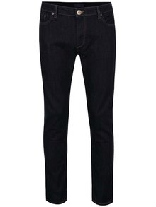 Tmavomodré pánske slim fit rifle Cross Jeans Johny