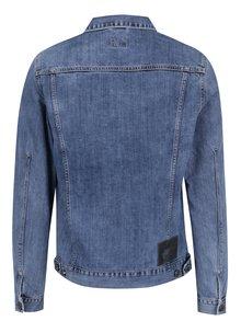 Modrá pánska rifľová bunda Cross Jeans
