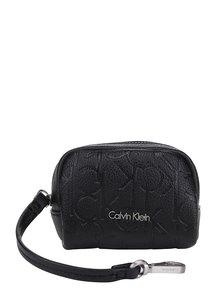 Čierna dámska malá peňaženka Calvin Klein Jeans Misha