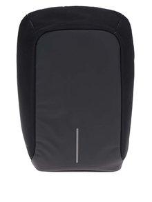Čierny nevykradnuteľný veľký unisex batoh XD Design Bobby