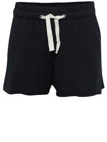Pantaloni scurți albastru închis LIMITED by name it Spring din bumbac pentru fete