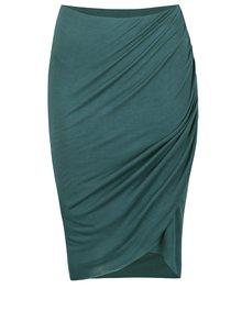 Modrá asymetrická sukně ONLY Melanie