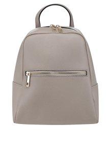 Béžový dámsky kožený batoh ZOOT