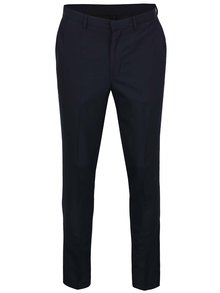 Pantaloni bleumarin slim fit  Burton Menswear London